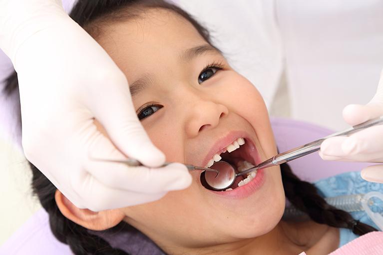 子供のころから歯を大切にする意味